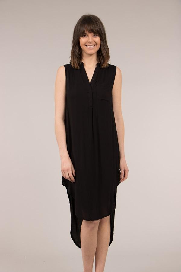 Hi Lo A-line Dress