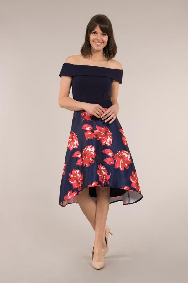 50'S BARDOT DRESS