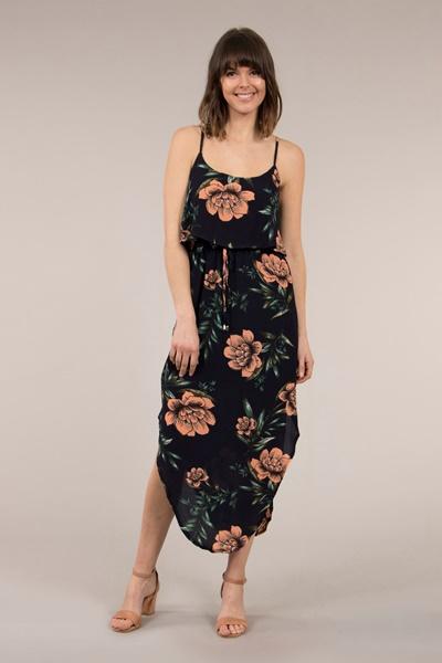 Hi Lo Hemline Cami Dress