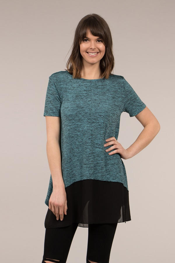 Double Layer Top